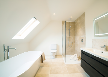 Bathroom & Shower Installations in Jesmond